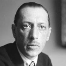 – Igor Stravinsky